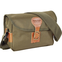 Jack Pyke Cordura Satchel 150 Shotgun Shell Cartridge Bag Green Hunting Shooting