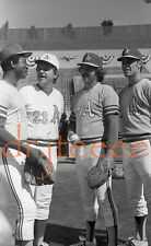 1972 Hunter & Holtzman OAKLAND A'S - 35mm Baseball Negative