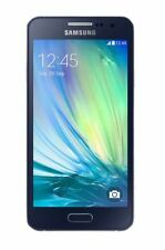 "Difettoso Samsung Galaxy A3 SM-A300FU Android 13MP Blu 4.7"" Mobile Smartphone"