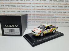 Audi 200 quattro Rally Monte Carlo 1987 - Norev 1:43 1/43 1-43