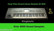 Korg Triton Sound Library Wav Kontakt Reason NXXT Samples