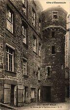 CPA   Cote d'Emeraude - Saint-Malo - Le Maison de la Duchesse Anne (356920)
