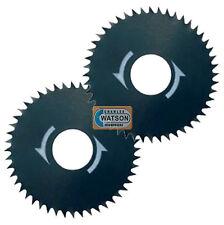 DREMEL Multi Tool Accessories 546 2 x Mini Circular Saw Blades Cross Cut Rip
