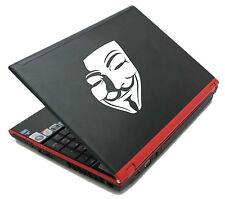 ANONYMOUS MASK Guy Guido Fawkes V for Vendetta decal sticker vinyl wall art V4
