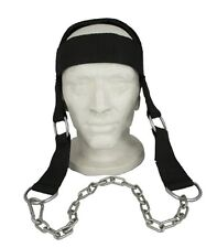 Heavy Duty Nylon Head Harness Neck Harness  Adjustable [New Design] Improved