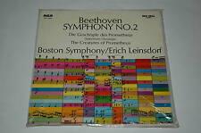 LP/BEETHOVEN/SYMPHONY 2/LEINSDORF/RCA LSC 3032/SEALED NEU NEW