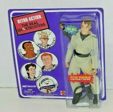 New listing Ghostbusters The Real Retro Action Figure New Matty Mattel White Box Sdcc #R6272