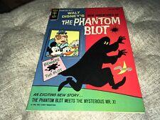 1964 Walt Disney's New Adventures of the Phantom Blot Gold Key Comic Book #1 FB