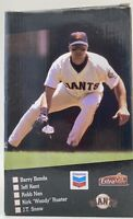 New JT Snow San Francisco SF Giants 2002 W.S.Team Reunion Bobblehead SGA