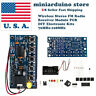 Wireless Stereo FM Radio Receiver Module PCB DIY Electronic Kits 76MHz-108MHz