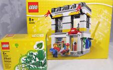 LEGO 40305 Brand Retail Store Geschäft Laden + 40320 Pflanzen Grün RAR NEU