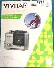 Brand New Vivitar DVR 781 MAKE A SPLASH Action Cam