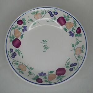 "Princess House Orchard Medley Large Vegetable Server Pasta Bowl Salad Dish 12.5"""