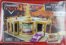 Disney Pixar Cars Toysrus Ramones House of Body Art Box has shelfwear