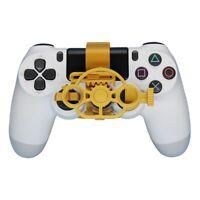 Gaming Racing Wheel Mini Steering Game Controller for Sony PlayStation PS4 3 N1Y