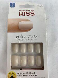 KISS Gel Fantasy Ready To Wear Short Length Nails