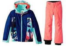 Roxy Girls Snow Suit Ski Set Sassy Jacket & Creek Pants, Size XXL(16 Girls) NWT