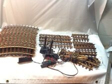 29 Pieces Of Lionel Large Scale G Track. Curve, Straight, Controllers