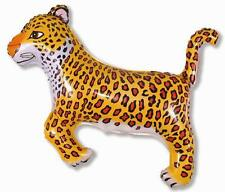 "Leopard 26"" Balloon, Black Spots-Jungle Animal"