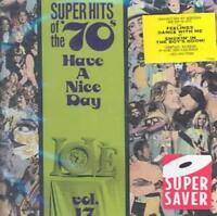 VARIOUS ARTISTS - SUPER HITS OF THE '70S: HAVE A NICE DAY, VOL. 17 NEW CD