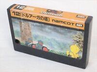 MSX THE TOWER OF DRUAGA Cartridge Import Japan Video Game msx 1625 cart