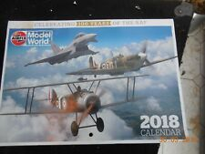 AIRFIX 2018 CALENDER CELEBRATING 100 YEARS OR THE RAF