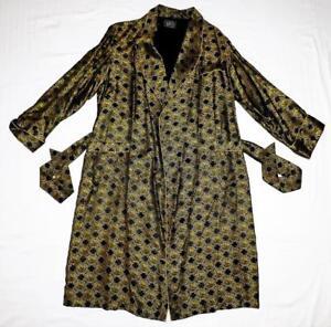 Men's Nippon Nobility Nikkatsu Arcade Smoking Gown Size M Very Good Condition