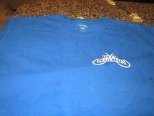 "Reel Legends T-Shirt - Blue - Large - ""Florida pelagic Fish"""