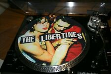 "12""  VINYL RECORD FELT SLIPMAT THE LIBERTINES  PETE DOHERTY  LP"