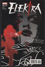 Elektra #1 (Vol 4) 1:50 Bill Sienkiewicz Artist Variant