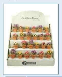 Mom Nana Grandma Friend Flowerpot Resins - You Choose - Blossom Bucket Gift