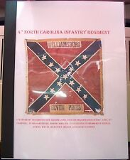 Civil War History of the 4th North Carolina Infantry Regiment