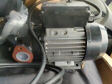 PIUSI E80, 110 VOLT PUMP FOR DIESEL OR BIO DIESEL,