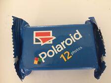 Pellicule Polaroid  Film  PW50023G-0 / Mini-Polaroid = 12 photos