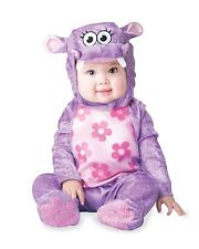 CHASING FIREFLIES INFANT BABY HUGGABLE HIPPO HIPPOPOTAMUS COSTUME 12-18 MONTH