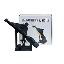 Befiederungsgerät Bearpaw Deluxe II für grade Befiederung