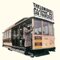 Thelonious Monk - Thelonious Alone in San Francisco [New CD]