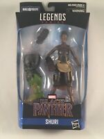 Marvel Legends Series Black Panther Shuri 6-inch Collectible Action Figure NEW