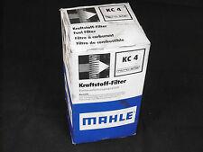 KNECHT / MAHLE KC 4 Benzinfilter, Kraftstofffilter, NEU, OVP