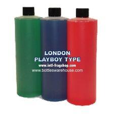 London Playboy for men type, Premium Quality Fragrance body oils  of (16 OZ)