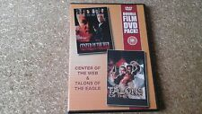 Double Film Dvd Pack! Center Of The Web And Talons Of The Eagle