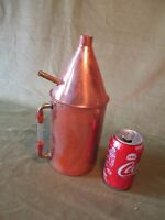 COPPER STEAM GENERATOR WITH SIGHT GLASS, (1.5 l), VINTAGE by GRIFFIN & GEORGE