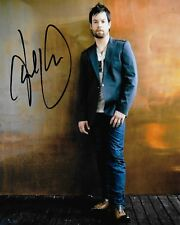 American Idol Winner David Cook Autographed 8x10 Photo (Reproduction)