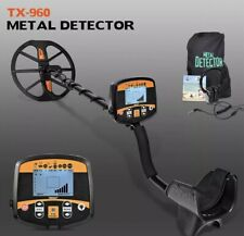Tx-960 Pro Under Ground Metal Detector Search Pinpointer Gold Detector Treasure