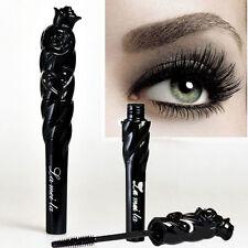 Mascara Waterproof Dense Rose Black Makeup Eye Lashes Extension Volume&Curl
