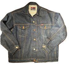 Vintage Denim Jacket Big Smith Made In Usa large Jean Jacket