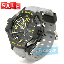 G-SHOCK BRAND NEW WITH TAG GA-1000-8A  Gray G-Aviation lineup Watch