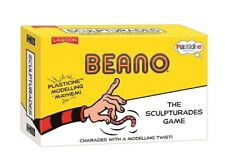 Beano Sculpturades Plasticine Modelling Kit Charades Game with a Twist