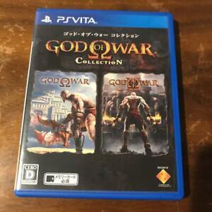 God of War Collection PSV Vita Japanese version