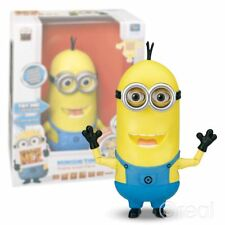 "New 12"" Despicable Me 2 Singing Tim Minion Action Figure Talking Official"